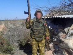В Торецке задержали нетрезвого пулеметчика «ДНР», который поблагодарил бойцов ВСУ за спасение