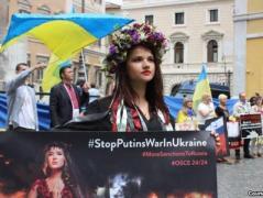 «Стоп Путін! Стоп війна» - жителі Європи вийдуть на акцію в підтримку миру та України