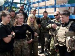 Полная амнистия боевикам, кроме главарей - Савченко сделала громкое заявление (ВИДЕО)