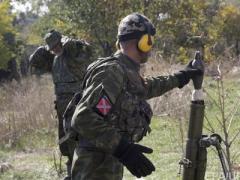С начала суток боевики 18 раз обстреляли позиции ВСУ (ВИДЕО)