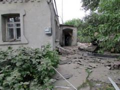 Боевики обстреливали Авдеевку из жилых кварталов Донецка - штаб АТО