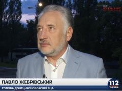 """Жебривский: в Донецкой области реально проживает 250 тыс. переселенцев, остальные - """"социальные туристы"""""""