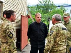 На въезде в Марьинку появится новый пункт пропуска