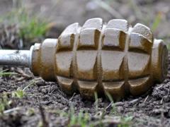 Взрыв гранаты убил в Донецке мирных граждан