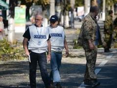 Боевики на оккупированном Донбассе не дают возможности нормально  работать  миссии ОБСЕ