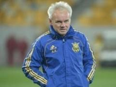 Умер знаменитый тренер женской сборной Украины по футболу