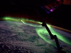 Яскравий знімок північного сяйва вразив користувачів мережі (ФОТО)