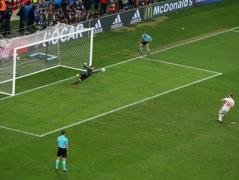 Евро-2016: Польша молниеносно забила, но уступила