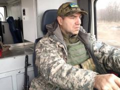 """Боевой волонтер Роман Доник: """"Всех, кто активно воевал против наших войск на той стороне, нужно уничтожать или сажать как можно на дольше"""""""