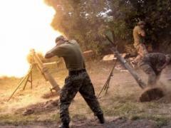 Штаб АТО повідомив: на Донбасі - 48 обстрілів