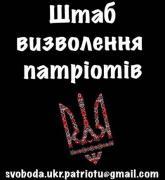 В Украине хотят создать Штаб освобождения патриотов