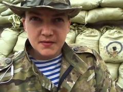 """""""Ну, не получается впихнуть Савченко..."""""""