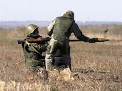 Боевики с начала суток 21 раз обстреляли позиции сил АТО