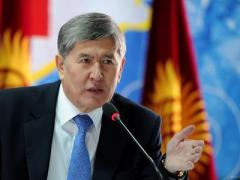 Президент Киргизии выпустил свой первый клип на собственную песню (ВИДЕО)