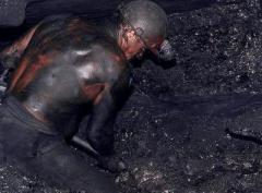 В Донецкой области на трех шахтах бастуют горняки