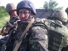 """Воин-волонтер, защищавший гору Карачун: """"Многие уверенны, что у нас там были """"Грады"""""""