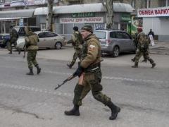 Боевики начали массовые аресты мирного населения оккупированных территорий
