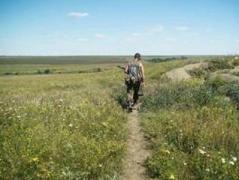 Военный, подорвавшийся на растяжке в Марьинке, потерял руку и ногу