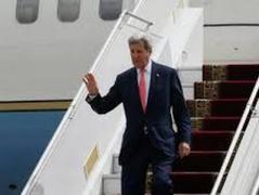 О Крыме и Донбассе Украина и НАТО говорят «одним голосом» - Джон Керри прибыл в Украину