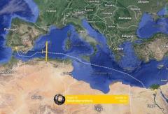 Solar Impulse 2 вылетел из Севильи в Каир