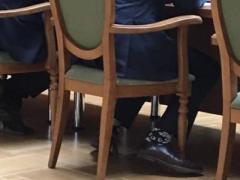 """""""Это зачет!"""": сети в восторге от носков премьер-министра Канады"""