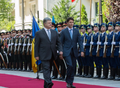 Премьер Канады заговорил на украинском (ВИДЕО)