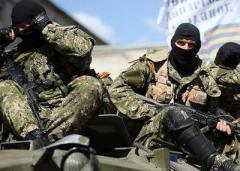 Боевики готовятся к активным боевым действиям на славянском направлении с 14 июля, - разведка