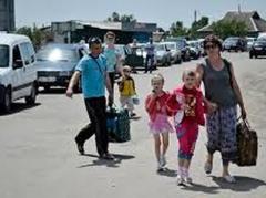В Славянске проверяют фактическое проживание переселенцев