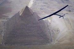 Solar Impulse 2 завершил предпоследний этап кругосветки (ВИДЕО)
