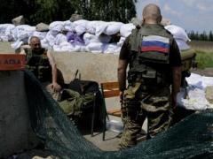 За прошедшие сутки в зоне АТО погибли шесть российских военных, пять ранены