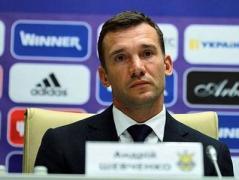 Шевченко начал свою карьеру тренера сборной со скандала