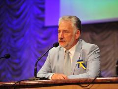 Жебривский поздравил мариупольских металлургов с профессиональным праздником