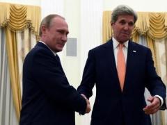 Путин и Керри говорили и об Украине