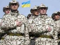 Украина отмечает День украинских миротворцев