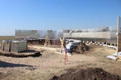 В Украине провели натурный эксперимент в расследовании катастрофы рейса MH17 ФОТО