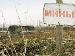 В Луганской области на взрывном устройстве подорвалась пенсионерка