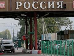 На российском участке границе ужесточили требования провоза грузов для боевиков Донбасса
