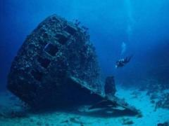 В Эгейском море обнаружили кладбище древних кораблей