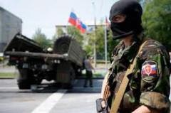 Боевики несут большие потери в зоне АТО