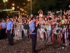 Усиленный режим охраны празднующего Мариуполя дал результат
