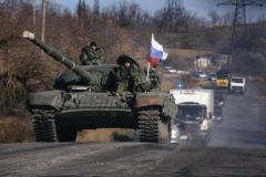 Российских танков на Донбассе больше, чем в Германии и Великобритании вместе взятых