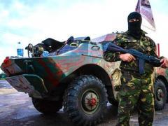 В районе Горловки боевики перебрасывают артиллерию на новые позиции, - ИС