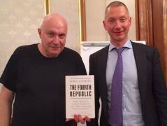 Журналист Матвей Ганапольский получил украинское гражданство