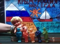 """""""Ах, Катюша ты моя, Катя-ватница"""", - новая песня Ореста Лютого (ВИДЕО 18+)"""