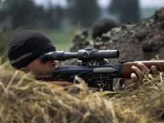 В район  Светлодарской дуги прибыли российские снайперы, - разведка