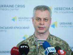 За минувшие сутки в зоне АТО погиб один украинский военный, двое получили ранения