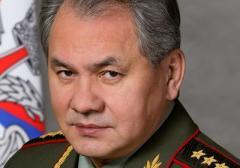 Украина направила России ноту протеста из-за пребывания министра обороны РФ в Крыму