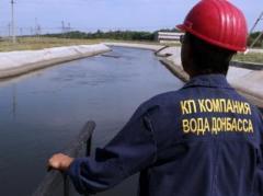 Часть населенных пунктов Донетчины может остаться без питьевой воды