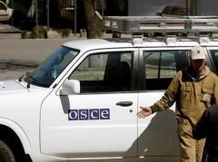 ДНРовцы угрожали оружием представителям ОБСЕ на Донбассе
