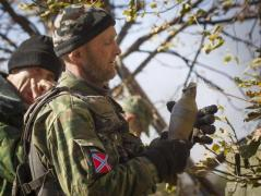 Под Богдановкой ВСУ дали по зубам диверсантам врага, - штаб АТО